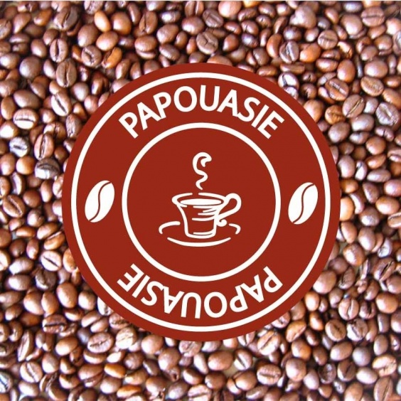 Papouasie - Café Grains Pure Origine