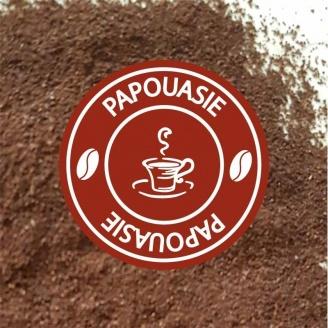 Papouasie - Café Moulu Pure Origine