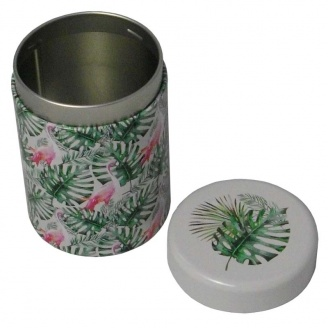 boîte à thé métal pas cher