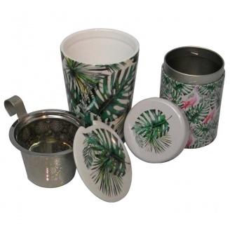 tisanière thé jungle pas cher