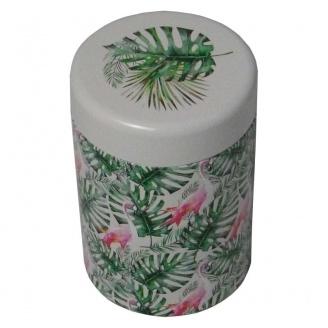 tisanière boîte à thé jungle