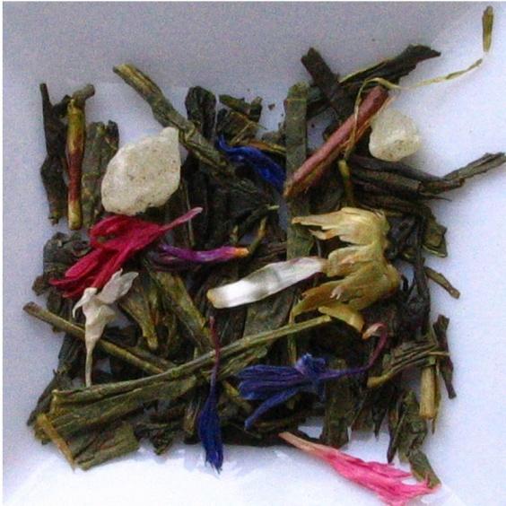 Thé Vert Mélange Oriental
