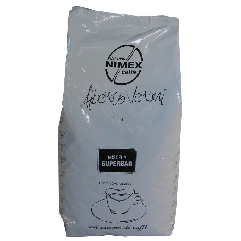 café corsé en grains