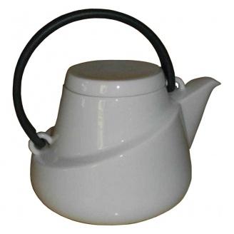 Théière Kinto Porcelaine Blanche 0,75 L