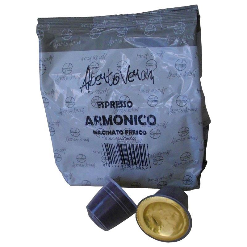 dosettes armonico pour nespresso