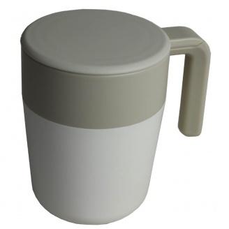 Cafpress Mug Piston Double Paroi Café ou Thé Kinto