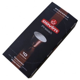 orocréma capsule compatible nespresso covim presso