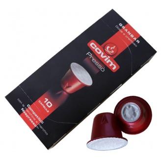 Gran Bar Capsule Compatible Nespresso ® Covim Presso