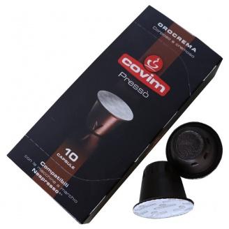 Orocréma Capsule Compatible Nespresso ® Covim Presso