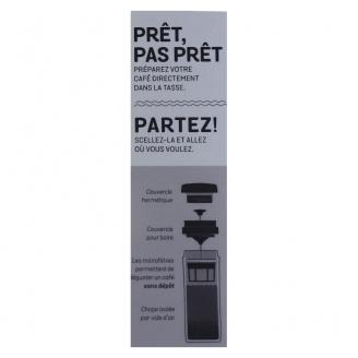 espro travel press noir mat