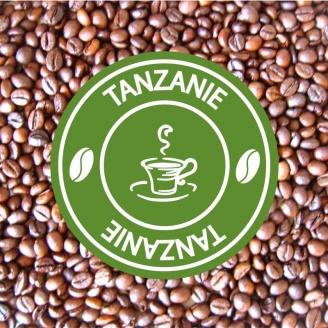tanzanie aa kibo cafe grain pure origine