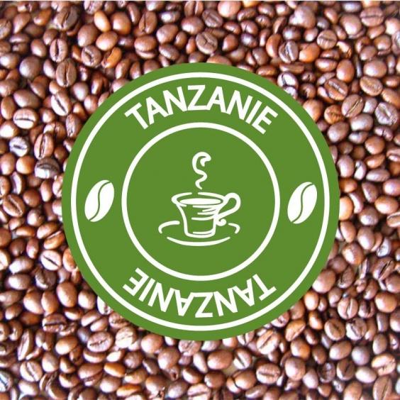Tanzanie AA Kibo - Café en Grain Pure Origine