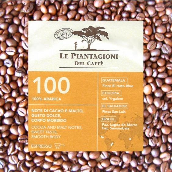 Mélange 100 Le Piantagioni - Café Grains