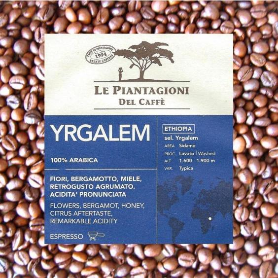 Yrgalem Le Piantagioni - Café Grains