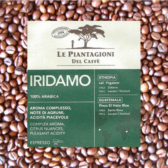 Iridamo Le Piantagioni - Café Grains