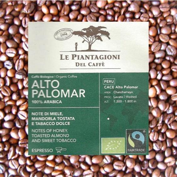 Alto Palomar Le Piantagioni - Café Grains