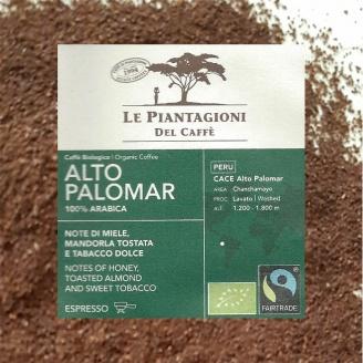 Alto Palomar Le Piantagioni - Café Moulu