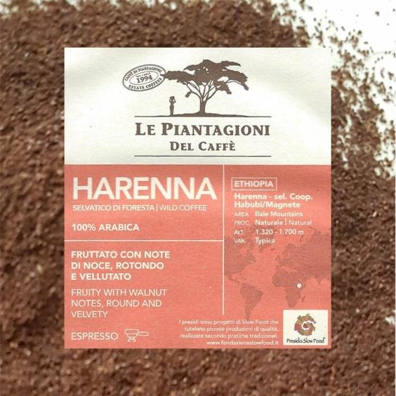 Harenna Le Piantagioni - Café Moulu