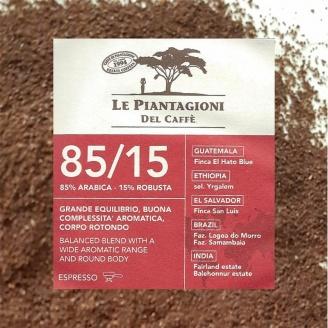 Mélange 85/15 Le Piantagioni - Café Moulu