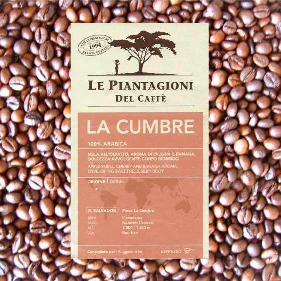 La Cumbre Le Piantagioni - Café Grains