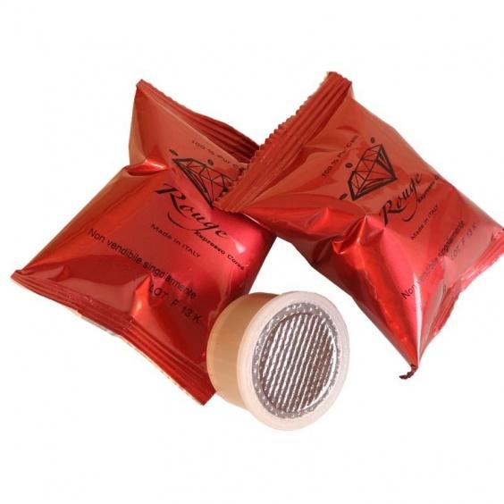 Rosso Capsule Compatible Lavazza Espresso Point ®