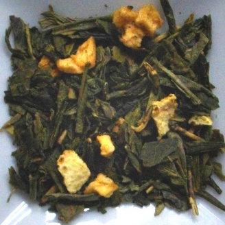 thé vert de noel pas cher