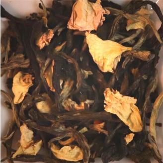 vente thé en feuilles Thé Blanc Passion de Fleurs