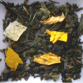 Thé Vert Rêve de la Martinique