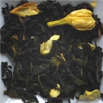 thé vert et noir earl grey mandarin