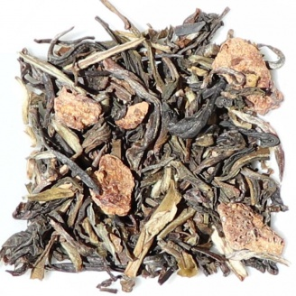 Thé blanc aromatisé pas cher