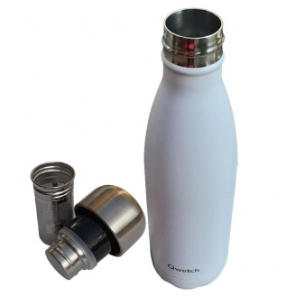 achat bouchon infuseur inox pour bouteille isotherme qwetch