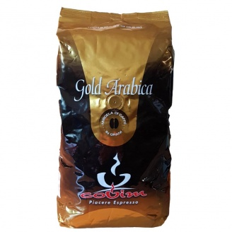 Gold Arabica Café Grains