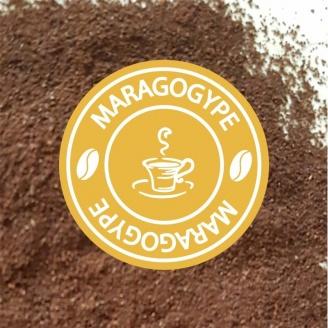 cafe moulu rare maragogype