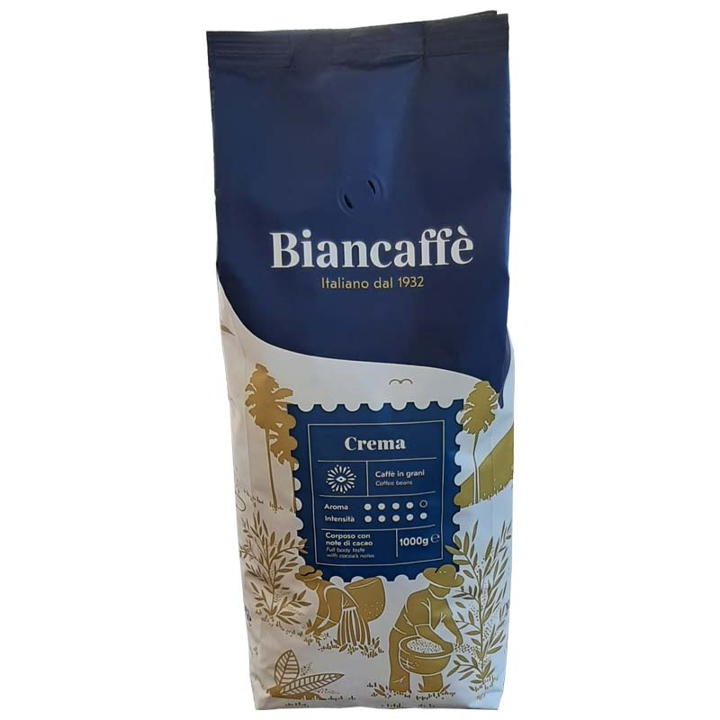 cafe grain crema biancaffe