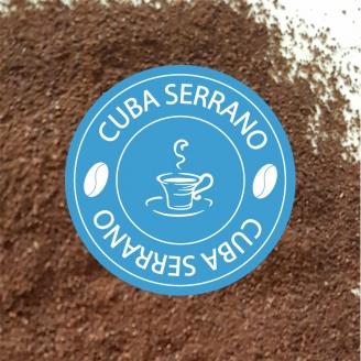 cafe moulu cuba serrano
