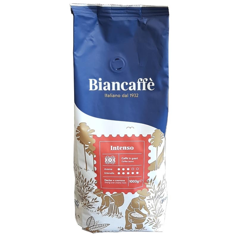 cafe grains intenso biancaffe