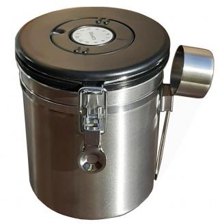 boite à café vaccum avec cuillère