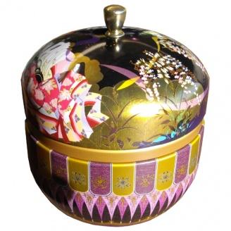Boîte à Thé - Hanami Noir 100g