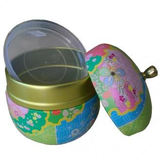 boite à thé hanami rose 100g