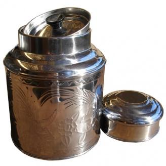 boite a the métal decor 1,5kg