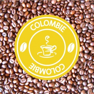 Colombie - Café Grains Pure Origine