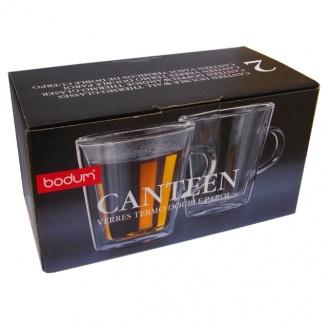 verre à thé canteen double paroi  28 cl