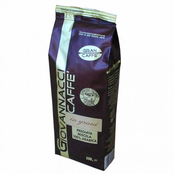 Gran Caffe Giovannacci - Café Grains