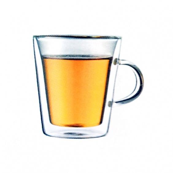 Verre à thé Canteen Double paroi  28 cl par 2