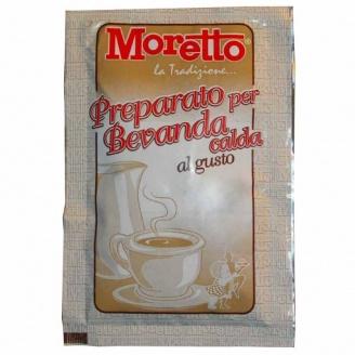 Boisson Cacaotée Aromatisée Caramel Sachet Moretto