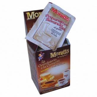 Boisson Cacaotée Lot Découverte Traditionnel Moretto