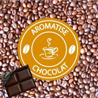 Café Grains Aromatisé Chocolat
