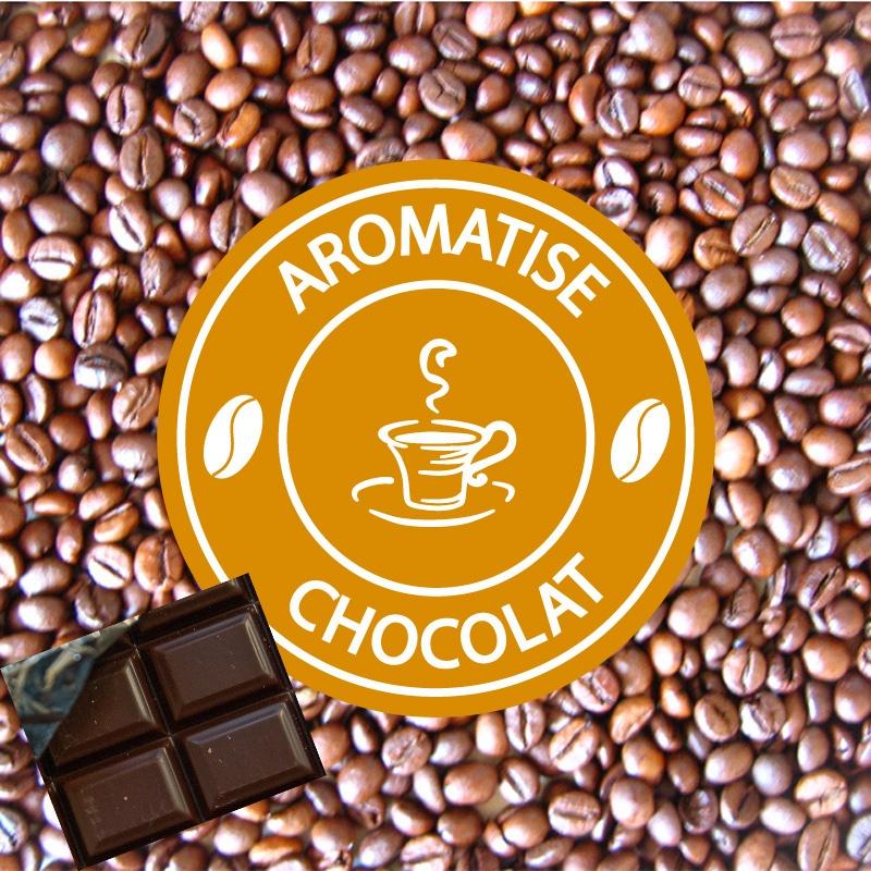 Grains Vente En Goût Café Ayant Aromatisé Chocolat b7yf6g