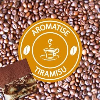 vente café grains aromatisé tiramisu