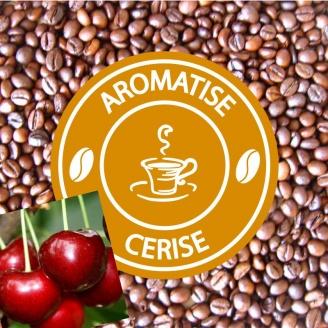 Café Grains Aromatisé Cerise